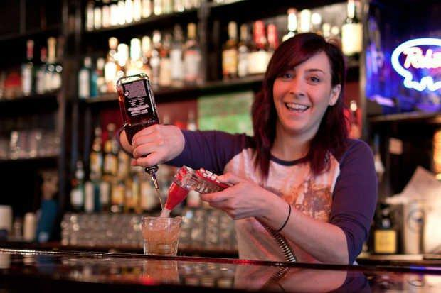 a career in bartending should i get a job as a barback first